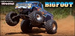 Traxxas BIGFOOT No. 1 The Original Monster Truck