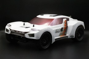 Blaze: DK4 1/9th Scale Desert Rally - Dual purpose RC car