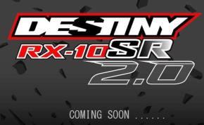 Destiny Racing: RX-10SR 2.0 teaser images