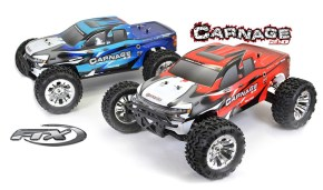 FTX: Carnage 2.0 RTR 1/10th Scale Monster Truck
