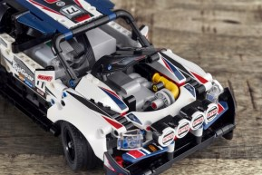 LEGO Technic: Top Gear Rally car - Review