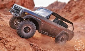 Redcat: Scout II Gen8 AXE Edition RTR Crawler