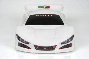 Mon-Tech: YSOT body for Touring Car 190mm