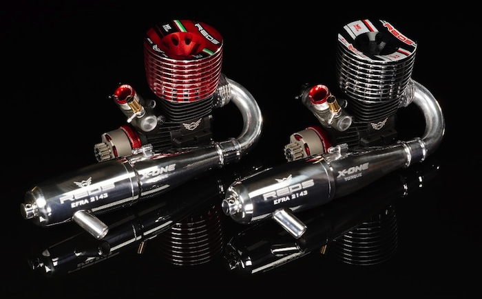 REDS Racing 721 Scuderia Gen2 Engines