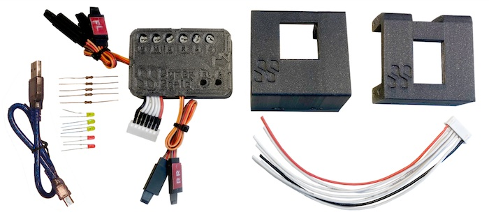 SuperScale: Active suspension kit For RC Cars