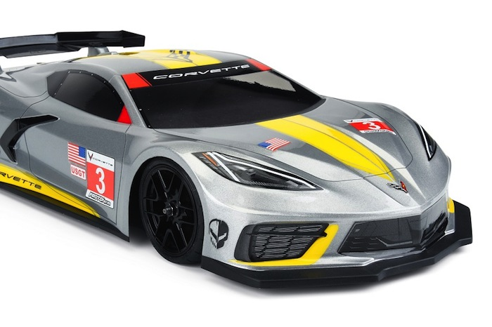 PROTOform: Chevrolet Corvette C8 Body