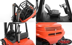 RC4WD: 1/14 Norsu Hydraulic RC Forklift - Video