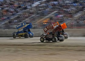 Motorama 2020 - Dirt Oval Racing