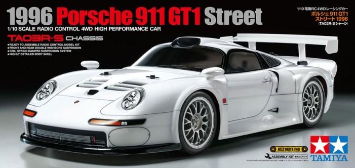 Porsche 911 Gt1 Street