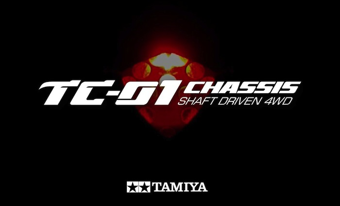 Tamiya: TC01 Formula E Kit Teaser