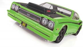 Associated: DR10 Drag Race Car RTR - Sublime Green