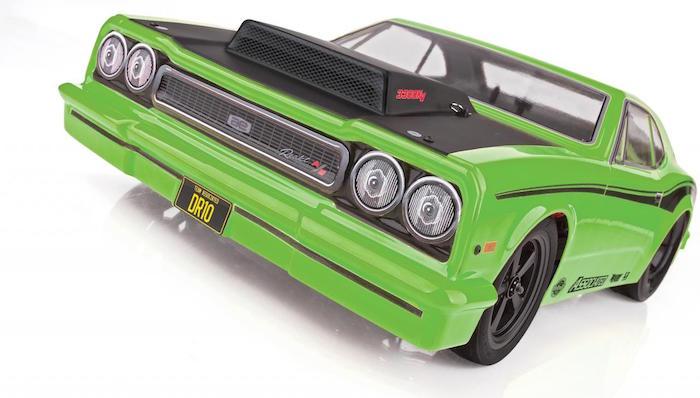 Associated: DR10 Drag Race Car RTR - Sublime Green
