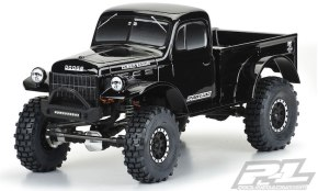 Pro-Line: Tough Color Black Bodies - Video