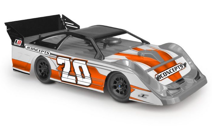 JConcepts: L8D Decked Lightweight Late Model Body