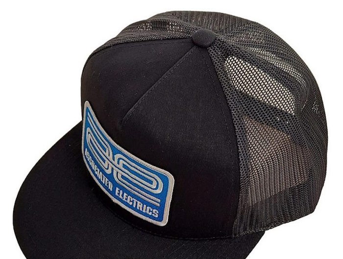AE: Associated Electrics Logo Trucker Hats