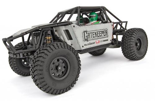 Element RC: Enduro Gatekeeper rock crawler kit