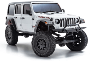 Kyosho: MiniZ 4×4 Jeep Wrangler Unlimited Rubicon