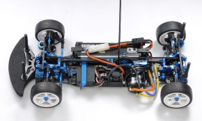 Tamiya: TA07 MSX 1/10th scale 4WD chassis kit