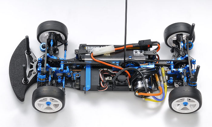 Tamiya: TA07 MSX 1/10th scale chassis kit