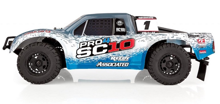 Team Associated: Pro4 SC10 RTR