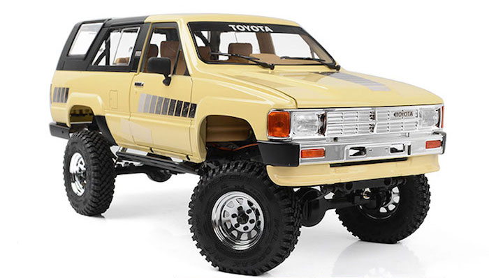 RC4WD: Trail Finder 2 1985 Toyota 4Runner - Limited Edition