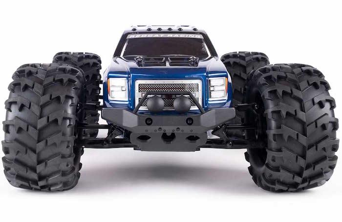 Redcat- Landslide XTE 1 8 Scale Brushless Monster Truck 1