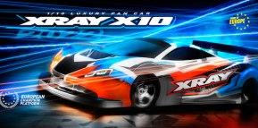 Xray: X10'22 1/10th scale 2wd pan car
