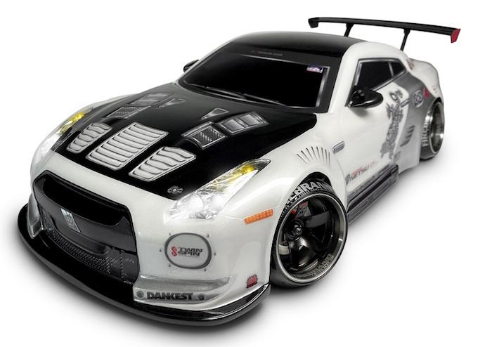 FireBrand RC: Netsu Redsun GTR Touring Car Body (200mm)