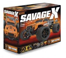 HPI: Savage X V2 GT6 Brushless and Nitro Monster Truck