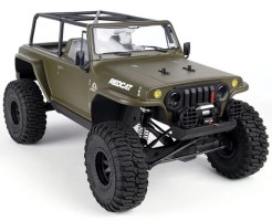 Redcat: TC8 Marksman - 1:8th scale Trail Crawler
