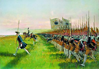 Guerra de los Siete Años – Montando la Historia