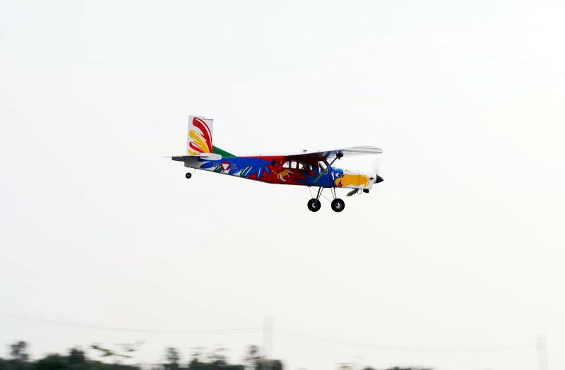 VQ Models Pilatus PC-6 (Bird Version) 62.2