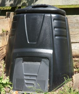 Compost your poultry manure
