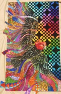 Hobbysew Blog  Blog Archive  Freedom quilt by Helen Godden