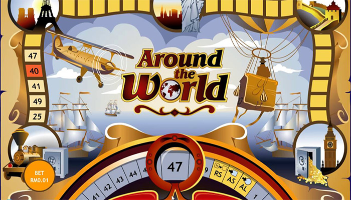 Game Slot Around The World Online