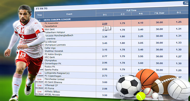 Cara Main Mix Parlay Di Bluebet Online