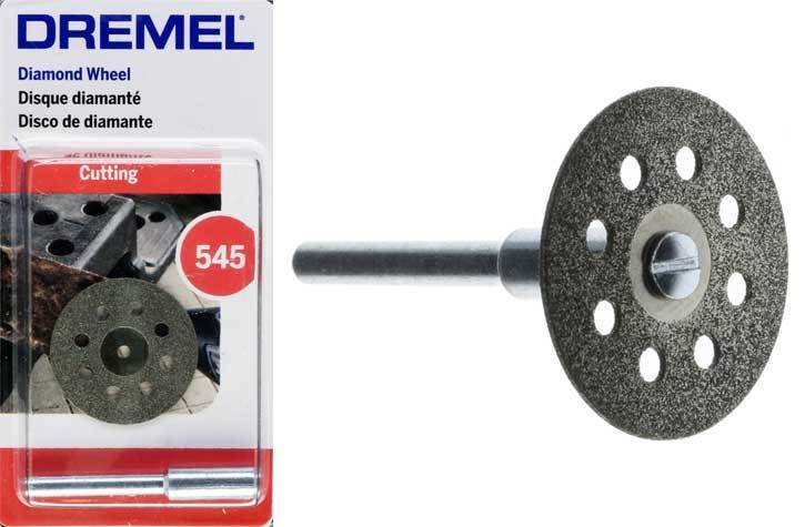 dremel 545 diamond wheel 22mm