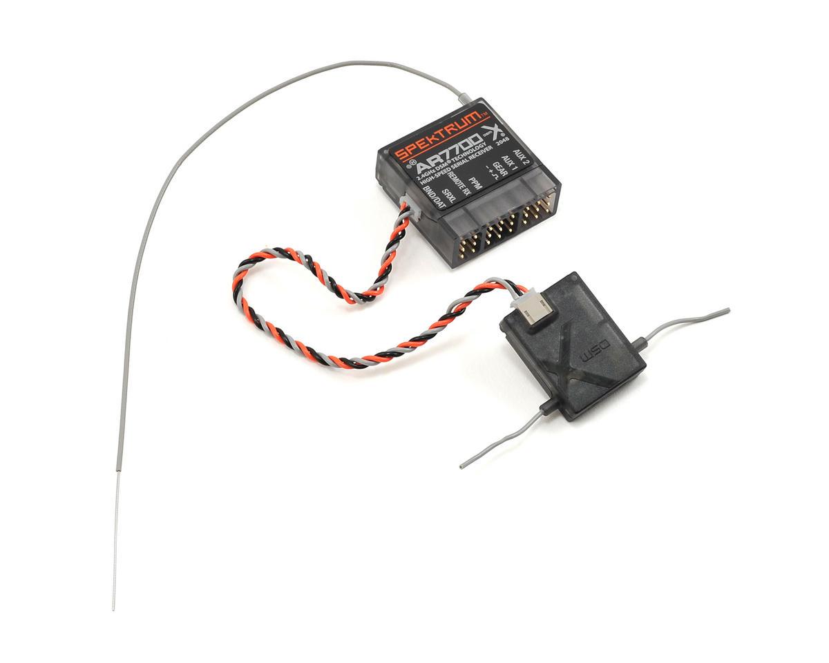 Spektrum RC AR7700 8-Channel DSM2/DSMX Serial Receiver