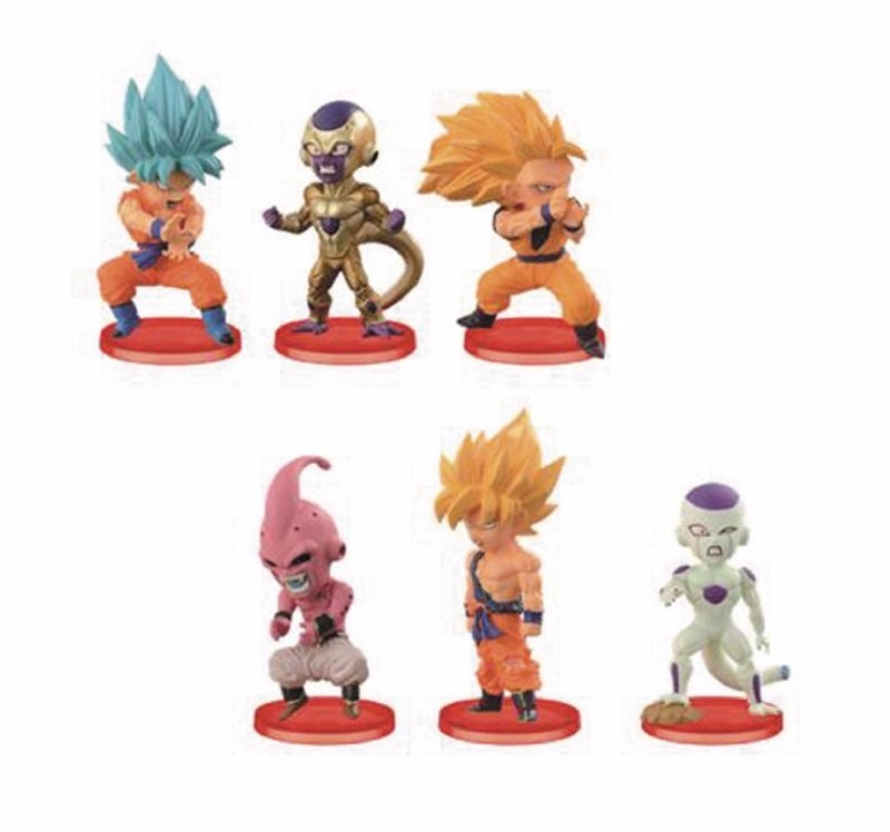 Figura 7 Cm. Wcf Battle Of Saiyans V.3 Dragon Ball