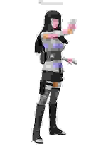 Figura 15 Cm. Naruto Shippuden Dxf Shinobi Relatio