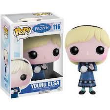 POP DISNEY: FROZEN – YOUNG ELSA