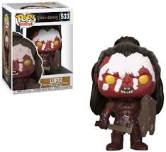 POP MOVIES: THE LORD OF THE RINGS – LURTZ