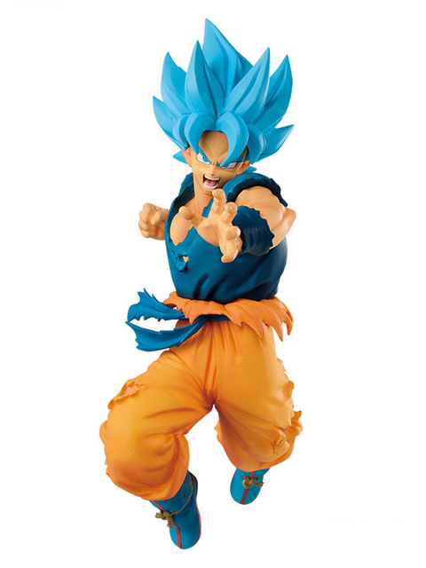 Banpresto Dragon Ball Super Broly Ultimate Soldiers The Movie II Son Goku Gokou