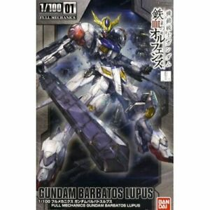 1/100 Full Mechanics Gundam Barbatos Lupus Bandai Hobby