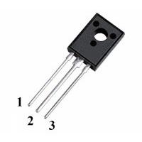 Capsulă de tranzistor TO-126