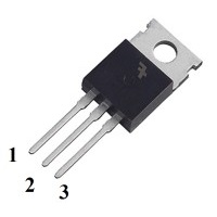 Capsulă de tranzistor TO-220
