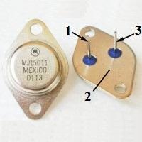 Capsulă de tranzistor TO-3
