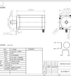 nema 23 stepper motor wiring diagram wiring library rh 48 yoobi de nema 23 wiring configuration [ 3253 x 2324 Pixel ]