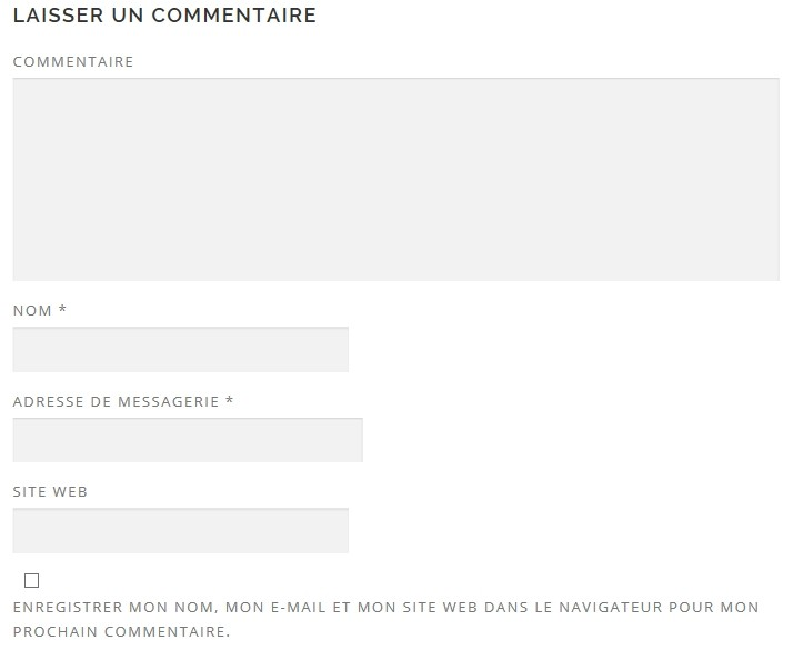 WP 4.9.6 Censentement commentaire