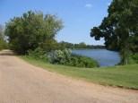 Pretty Alabama river view